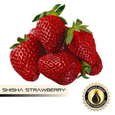 Strawberry Shisha by Inawera