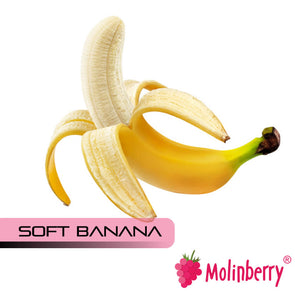 Soft Banana by Molinberry