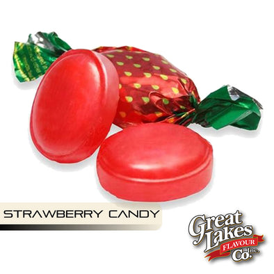 Strawberry Candy by Great Lakes