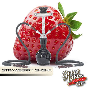 Strawberry Shisha by Great Lakes