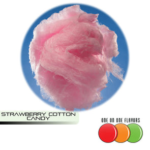 Strawberry Cotton Candy Flavour by One On One