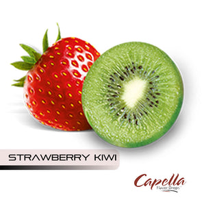 Kiwi Strawberry with Stevia Flavour by Capella