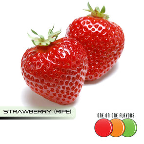 Strawberry (Ripe) Flavour by One On One