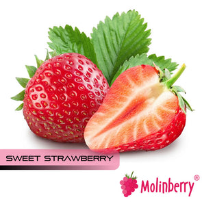 Sweet Strawberry by Molinberry