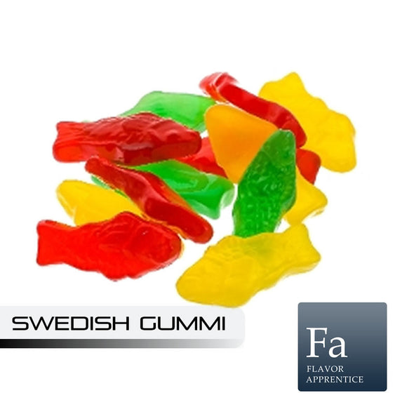 Swedish Gummy by Flavor Apprentice