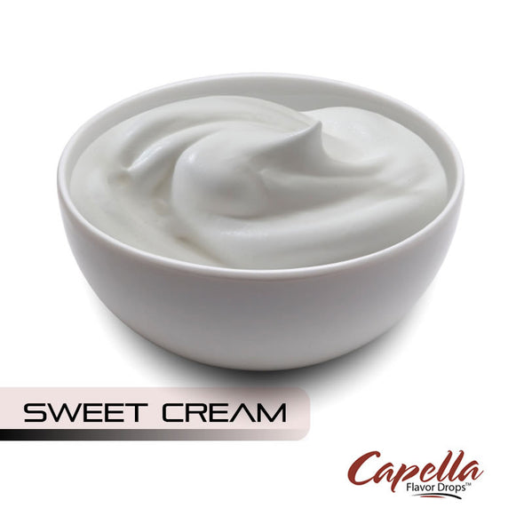 Sweet Cream Flavour by Capella