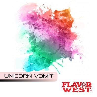 Unicorn Vomit Flavour by Flavor West