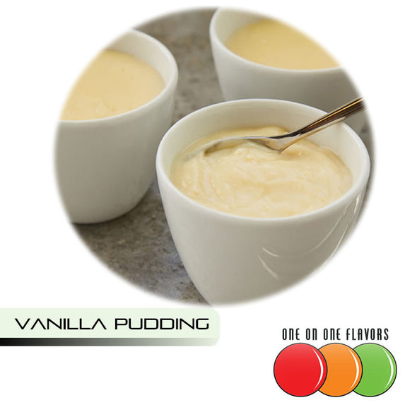 Vanilla Pudding Flavour by One On One