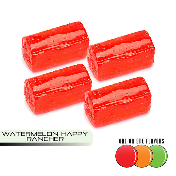 Happy Hard Candy (Watermelon) Flavour by One On One