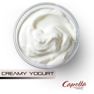 Creamy Yogurt Flavour by Capella