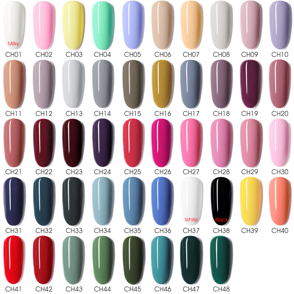 CANNI UV / LED Mud Gel Nail Varnish