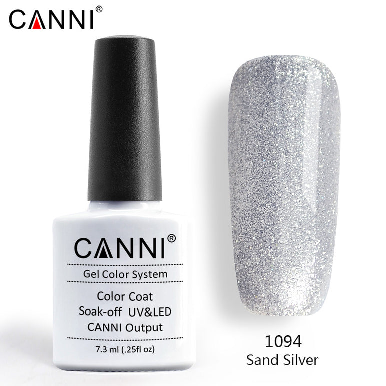 CANNI Premium Soak Off UV / LED Nail Gel Polish Shade 1061 - 1120