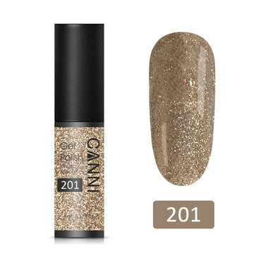 Canni Classic Range 5ml Soak Off UV / LED Nail Gel Polish Varnish - Shade 201 to 258