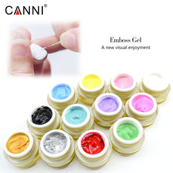 CANNI Emboss Gel 8ml Nail Art Painting Sculpture