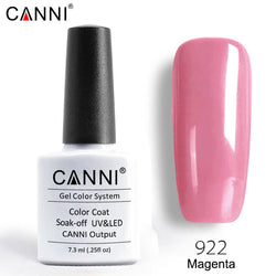 922 – CANNI Premium Nail Gel Polish Colour Light Pink