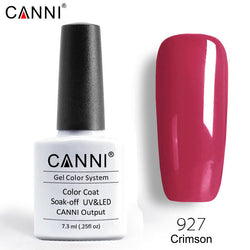 927 – CANNI Premium Nail Gel Polish Colour Crimson