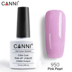 950 – CANNI Premium Nail Gel Polish Colour Pearl Pink