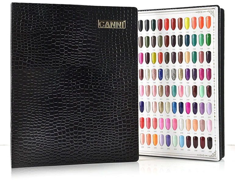 CANNI Nail Gel Kit 60pcs / Set K5 (Fast selling shades)