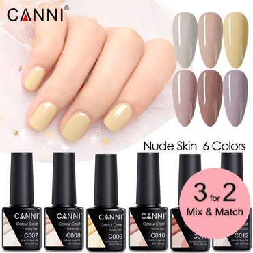 CANNI Nail Gel Nude Skin Series