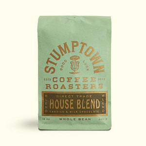 Stumptown House Blend Coffee Whole Bean