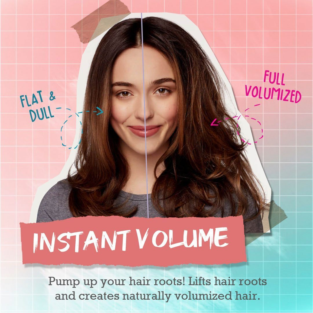 Extra-Volume Magic Hair Spray