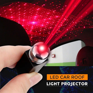 Car Roof Light Projector