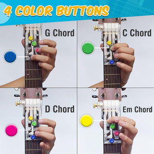 Guitar Chord Learning Helper