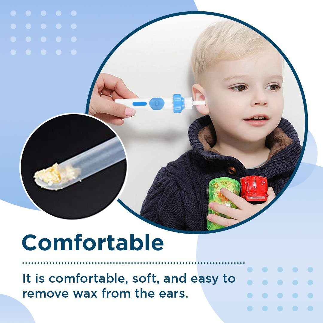Electric Ear Wax Remover