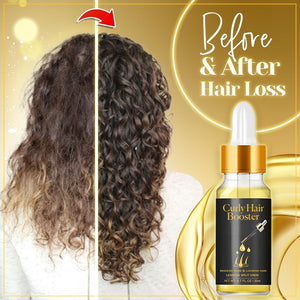 Curly Hair Booster