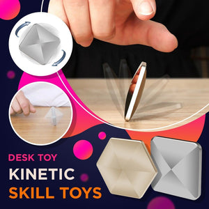Desk Toy Kinetic Skill Toys