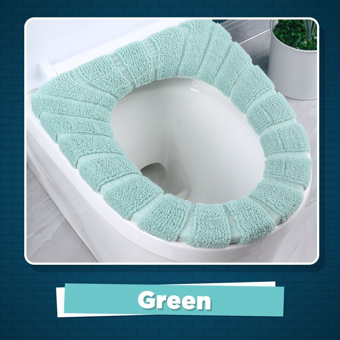 Universal Warm Toilet Seat Cover