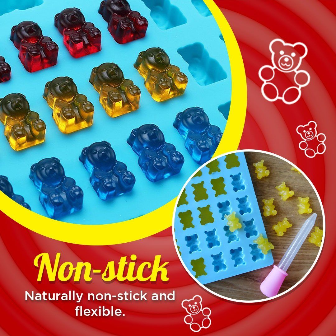 Gummy Bear Mold