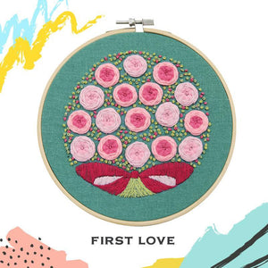 DIY Embroidery Needlework Kits