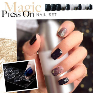 Magic Press On Nail