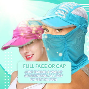 Outdoor Anti-UV Removable Cap