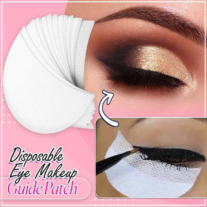 Disposable Eye Makeup Guide Patch (10pcs/pack)