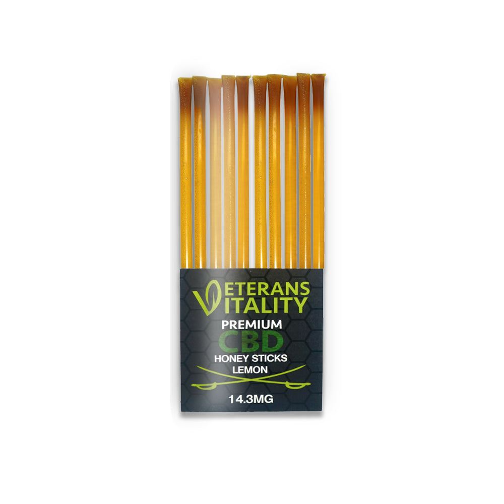 Honey Sticks (10 Pack)