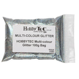 Hobbytec Multicolour Glitter Bag