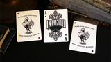 Intaglio Playing Cards - Blue