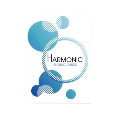 Harmonic Playing Cards