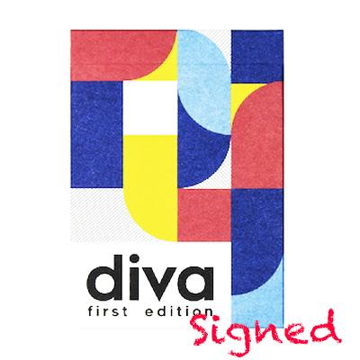 Diva Playing Cards - 1st Edition Signed