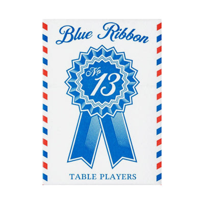 No.13 Table Players Vol. 2 Playing Cards
