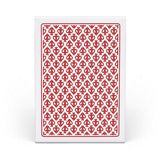 White Lions Tour Playing Cards -  Red