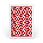 White Lions Tour Playing Cards - Red Reserve