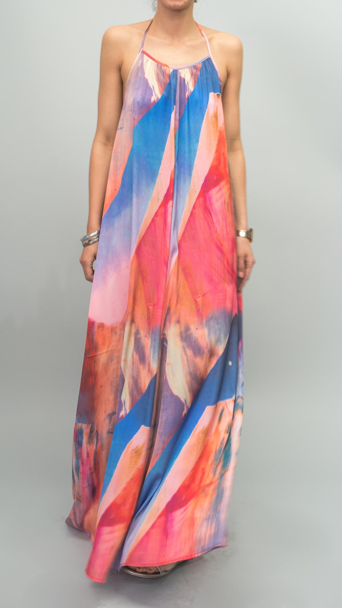 BrookeColeman Sunset Maxi Dress