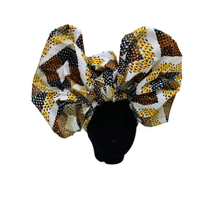 African Styled Head wrap
