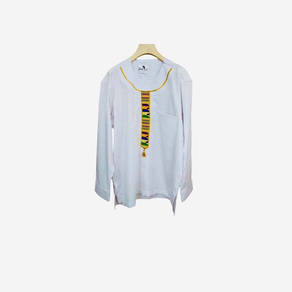Afro shirt Embroided