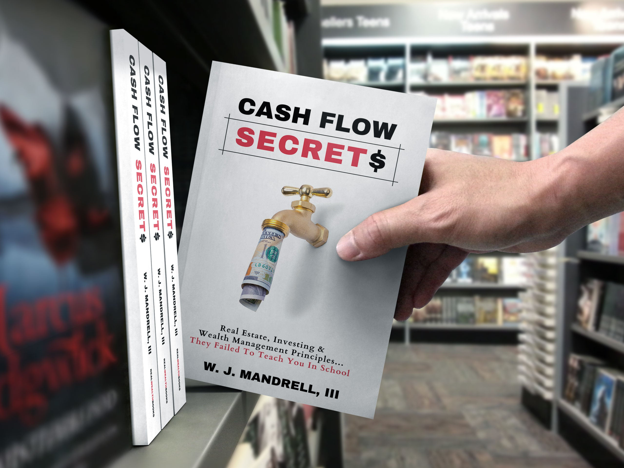 Cash Flow Secrets (Hard Cover)