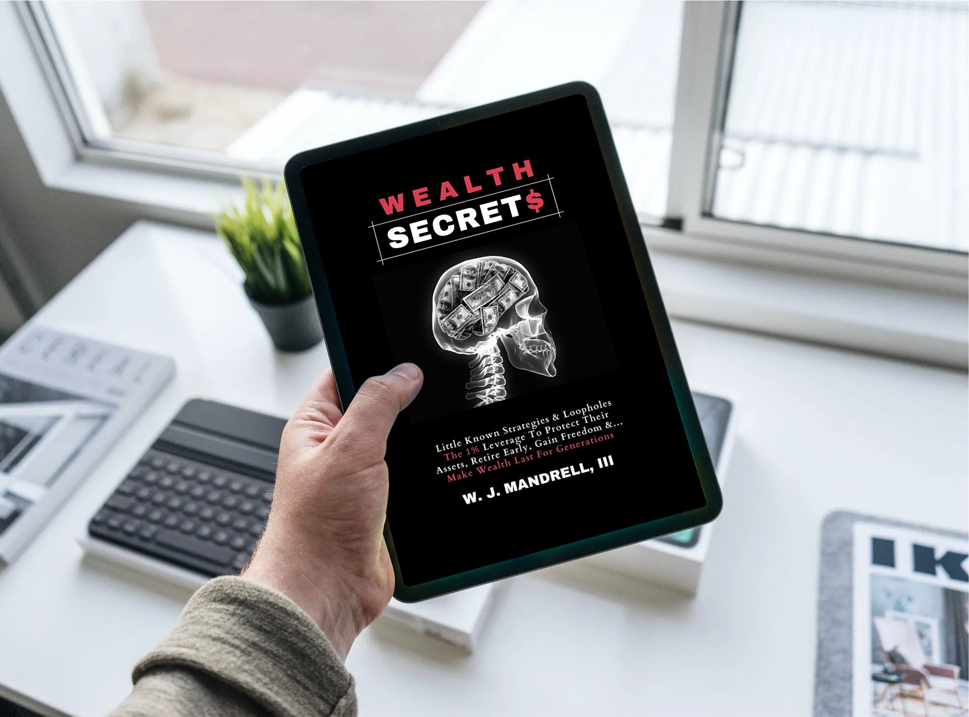 Wealth Secrets (Hard Cover)