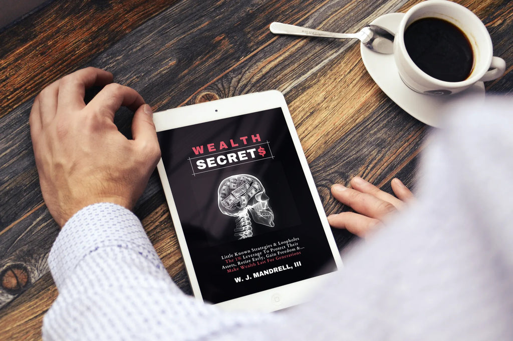 Wealth Secrets (Digital Copy) EBOOK